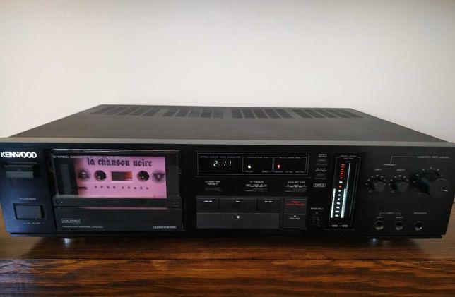Deck Cassetes Kenwood KX-660HX