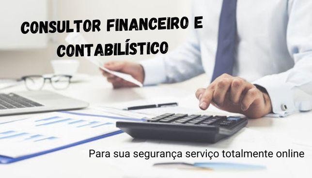 IRS/Contabilidade/Contabilista/Consultoria Financeira e contabilística