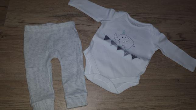 Komplet body + spodnie marki f &f
