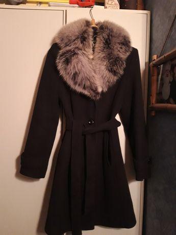 Пальто кашемир зимнее