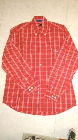 Calças de ganga + Camisa de Criança - 8 Anos - marca Tiffosi