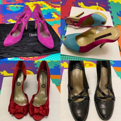Босоніжки туфлі Італія