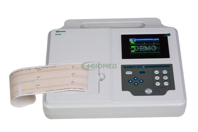 Электрокардиограф BE300 (цветной) с автодиагнозом