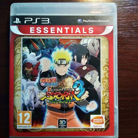 Naruto Shippuden Ultimate Ninja Storm 3 Fullburst