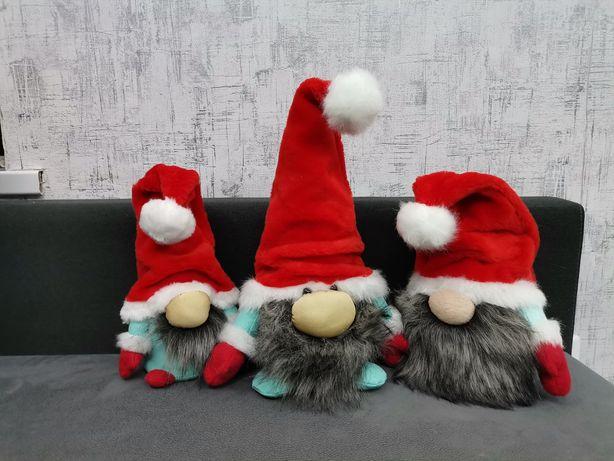 Скандинавские гномы. Новогодние гномы.