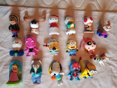 Conjunto de Figuras/Bonecos (Criança)