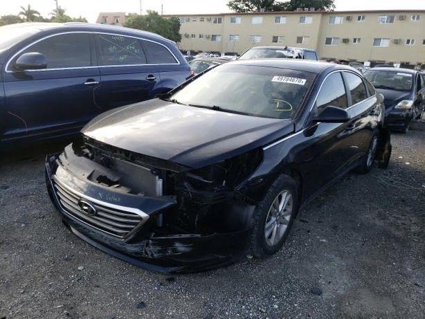 Hyndai Sonata SE black 2016