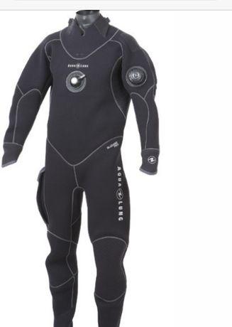 Сухой гидрокостюм Aqualung