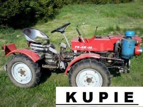 S.K.U.P Tz-4k-14 TV-521 MT-8 traktorek ogrodniczy KAŻDY kubota URSUS