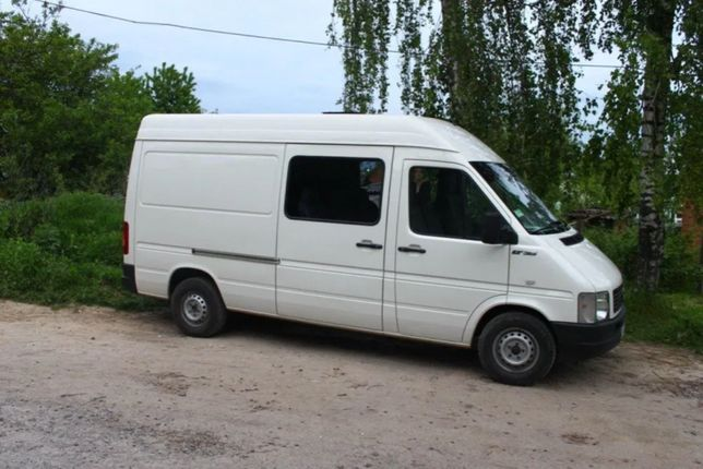 Продам автобус Wolksvagen lt 35 грузопасажир 8+1