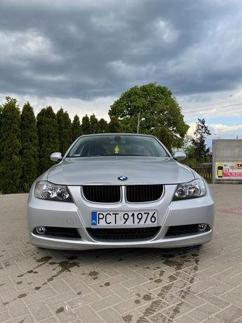 BMW 320D E90 163km Serwisowana