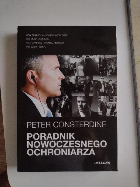 Książka Poradnik nowoczesnego ochroniarza