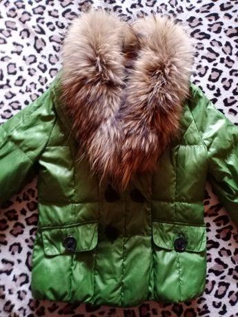 Куртка зима Dolce Gabbana