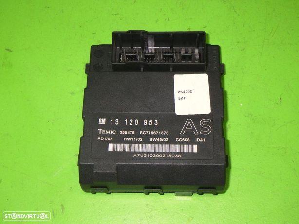 OPEL: 13120953 Centralina OPEL VECTRA C GTS (Z02) 1.8 16V (F68)