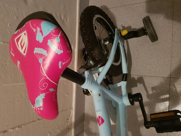 Bicicleta criança como nova