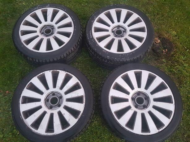 "Felgi Aluminiowe 18"" 5x112 ET45 8J Audi A4 B6 B7 A6 C5 C6 Passat B5 B6"
