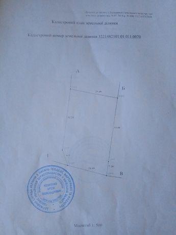 участок для строительства в центре села Діброва,Калинівка