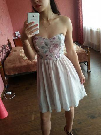 Платье, платье бюстье