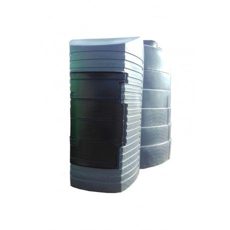 TARNOBRZEG - Aż 9000L - Dwupłaszczowy zbiornik na paliwo - zgodny z MG