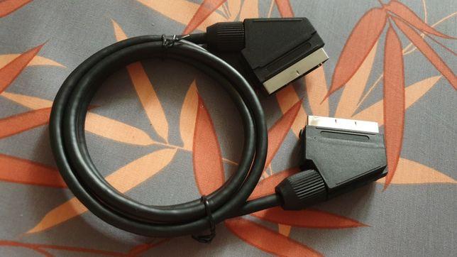 NOWY nieużywany przewód kabel Euro-Euro
