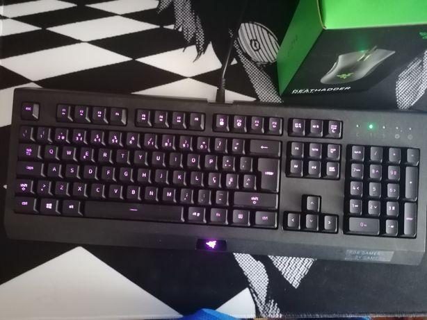 Razer Cynosa Lite RGB (como novo/layout Português)