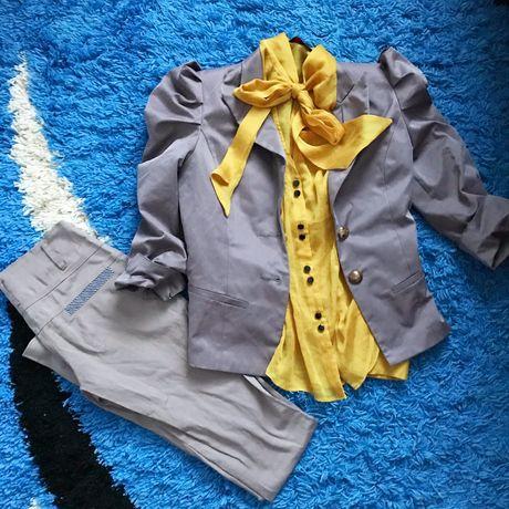 Пиджак блуза штаны