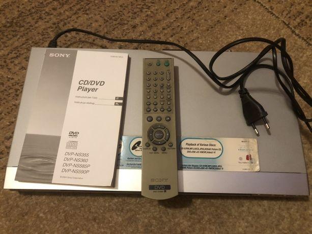 Dvd Sony ns355 stan idealny!!!