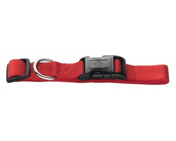 Coleira Nylon Ecco Sport Vario Basic S Vermelha