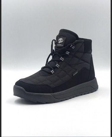 Продам новие зимние термо ботинки на меху