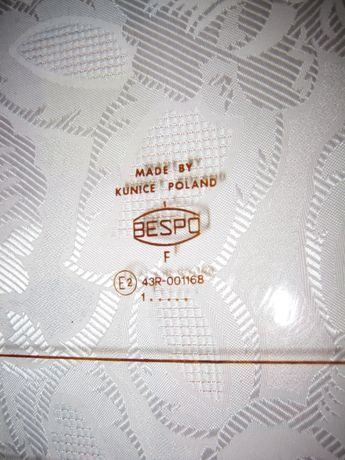 FSO Polonez szyba tył ogrzewana 43R-001168 BESPO Kunice Poland