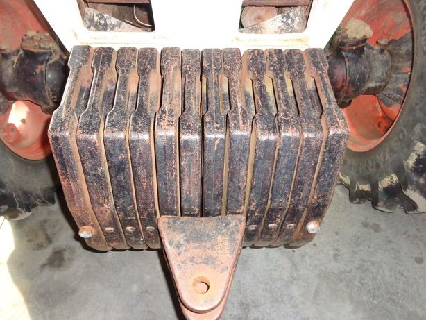 Obciążniki - balast przedni Case, Massey Ferguson, Landini