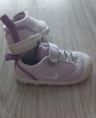 Buciki adidaski trampeczki Nike r. 23,5