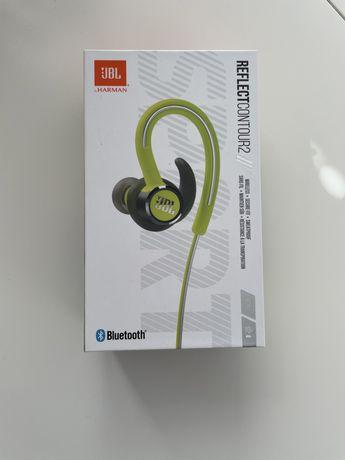 Okazja !! Nowe słuchawki bezprzewodowe jbl reflect contour 2