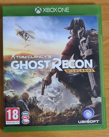 Gra Tom Clancy's Ghost Recon: Wildlands xbox one