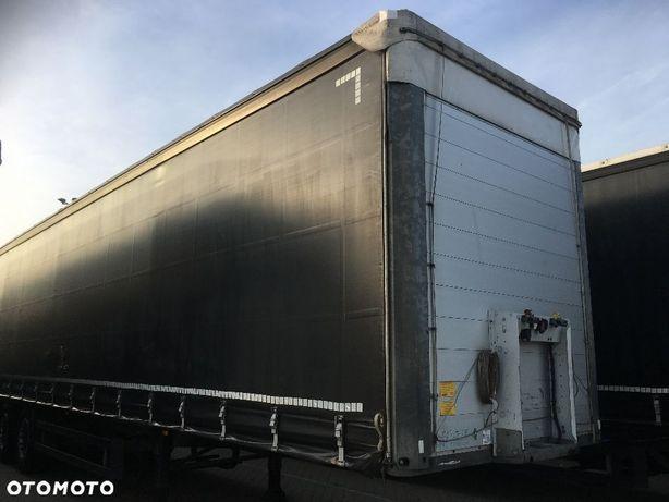 Schmitz Cargobull Scs 24/L 13.62 Eb Standard  Plandeka Firanka