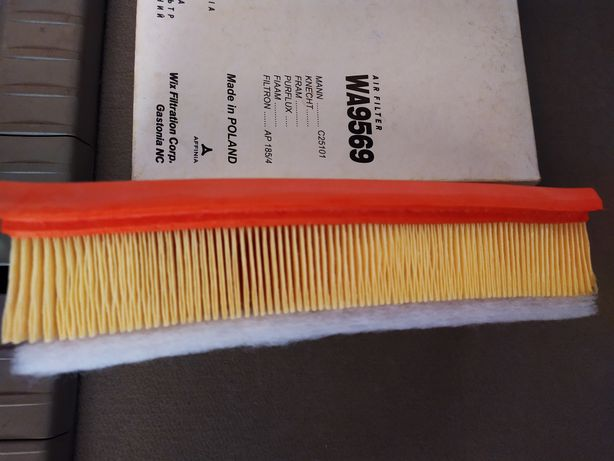 Продам воздушный фильтр WIX для Renault Kangoo 2 2008- 1.5dci