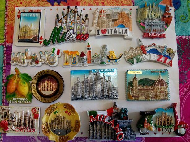 Imanes magnets de Itália vendo 1.99€