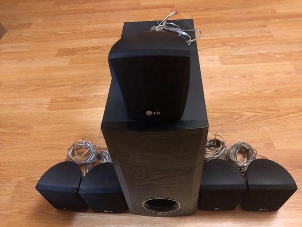 Głośniki LG 5.1 kino domowe