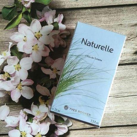 Туалетная вода Naturelle 75 ml Ив Роше Франция оригинал