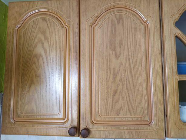 5 Górnych szafek mebli kuchennych