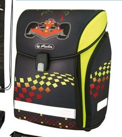 Herlitz midi plus Formula 1 школьный рюкзак Херлиц Германия