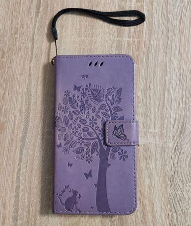 Б/у. Защитный чехол в форме книжки с визитницей для смартфона Xiaomi R