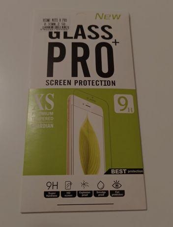 Szkło Hartowane o Najwyższej Twardości 9H Xiaomi Redmi Note 8 Pro