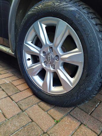 Felgi aluminiowe Audi A4 A5 A6 Q3,5 Allroad OEM 8J 17'' 5x112ET26 lato