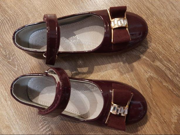 Нарядные туфли для девочки Ytop