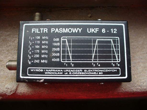 filtr UKF 6-12 kanał