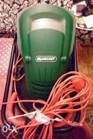 Kosiarka Elektryczna Poduszkowa Qualcast Bosch, Moc 900W