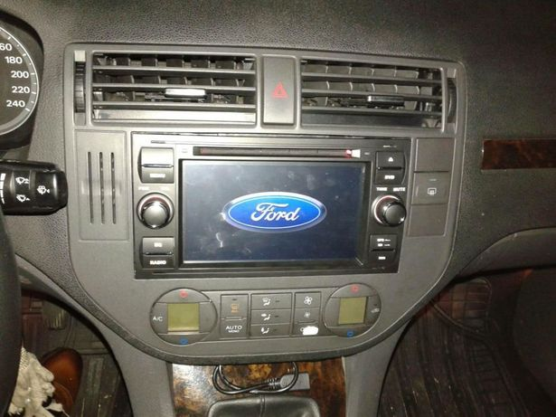 radios gps dvd Ford focus c-max fiesta fusion galáxia trânsit kuga