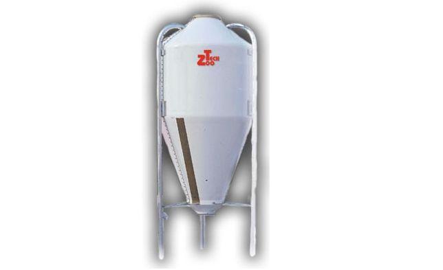Silos paszowy poliestrowy SIV 10m3