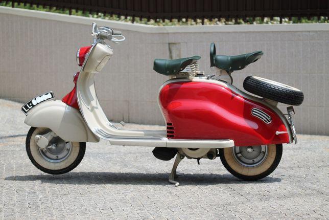 Venda - Lambretta LD - 1957 -
